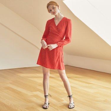 JE Wrap Mini Dress_RE