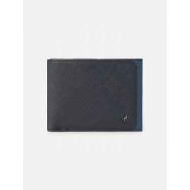 테이트 빈 지폐 머니클립 - Navy (BE01A3T04R)