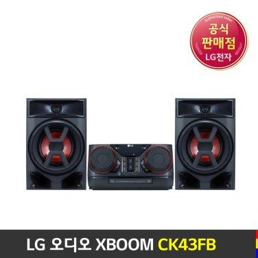 LG 오디오 CK43FB 300W