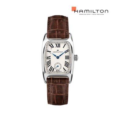 H13321511 아메리칸클래식 볼튼 브라운 여성 시계 M