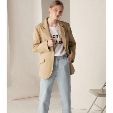 [비뮤즈맨션]Overfit jacket  2_colors(BM76E)