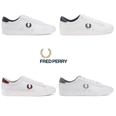 FRED PERRY 공용 스펜서레더  Spencer Leather(134) SFPU1837521-134
