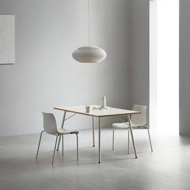 [데스커]DSBD814 4인 테이블 (기본형) (1400*800)