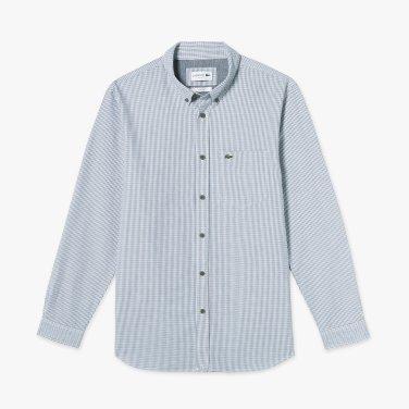 (남성) 옥스포드 체크 슬림 셔츠(CH7093-19A_9AA)