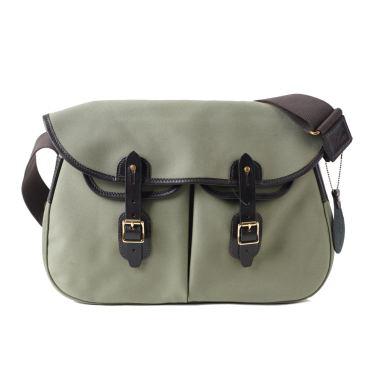 BRADY BAGS Large ARIEL TROUT Fishing Bag Light Olive