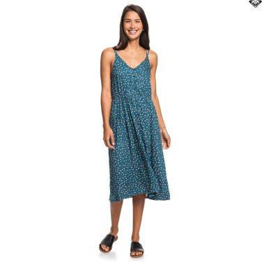 여성 슬리브리스 드레스 R931DR076