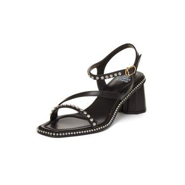 Cubic line sandal(black) DG2AM19042BLK
