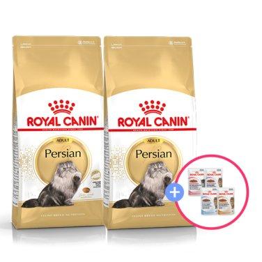 로얄캐닌 페르시안(PERSIAN) 4kg * 2팩 + 습식파우치 증정