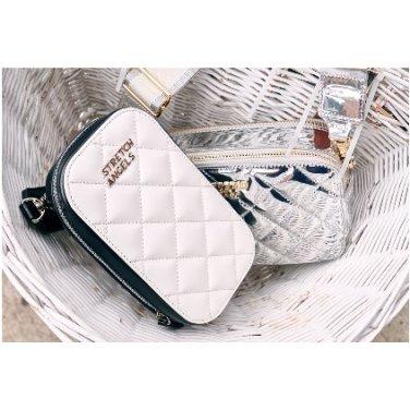 (SUMR12911X-OW) WAFFLE HANDY BAG