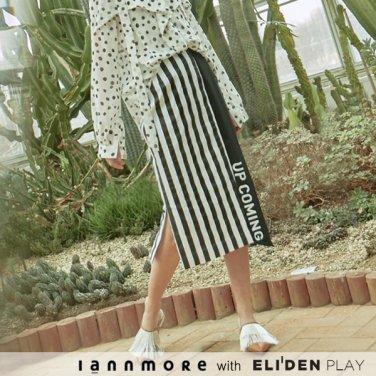 [아이앤모어] I ann more UP COMING Striped Skirt (annAIS-SK017)