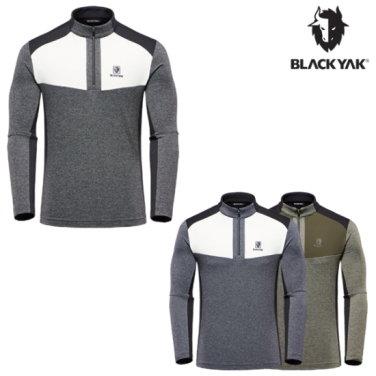 남성용 겨울용 등산기능성 티셔츠 L바로크티셔츠1
