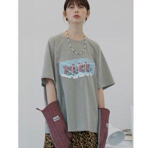 [테이즈] In the Glass T-shirt_2종(19FWTAZE07E)