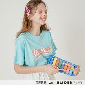 [뎁] 데뷰탕트 레터링 티셔츠 (3color) (DBAMB2023M)