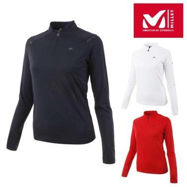 여성 LD 그랑프리3 집업 티셔츠 MPNST504