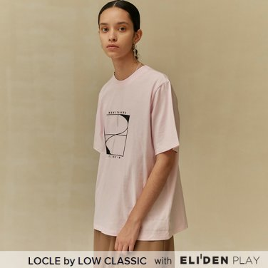 [로우클래식] 19 FALL LOCLE New standard t_pink (Z3LCI6TS103)