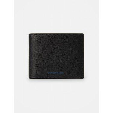 컬러빈 반지갑 - Black (BE01A3M335)