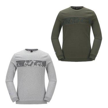 LAHTI (라티) 남성 맨투맨 티셔츠  / 등산티 (DMW17271)