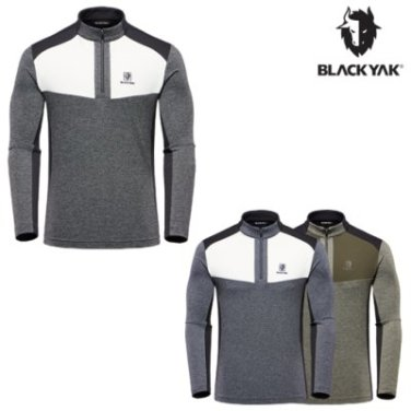 19FW 남성 겨울용 등산기능성 티셔츠 L바로크티셔츠-1YDP