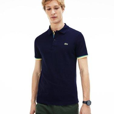 [엘롯데] 남성 티핑 반팔 폴로 셔츠 LCST PH4220-19B166