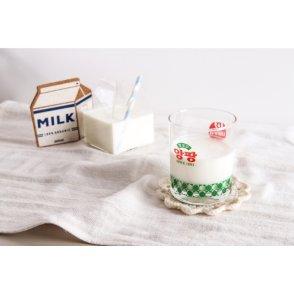 [무료배송] 서울우유 밀크홀 1937 앙팡 레트로잔