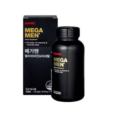 메가맨 멀티비타민&미네랄 (90정)