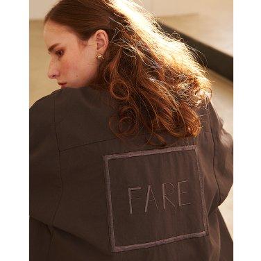 Fare Vintage Jumper - Dark Gray