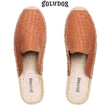 솔루도스 소피아 우븐 에스파듀 뮬(215) SSDF1910531-215