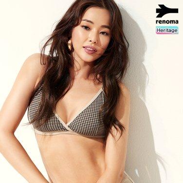 [헤리티지] 이하늬 여성 비치 3pcs 비키니 랩스커트 수영복_RN-LS18329