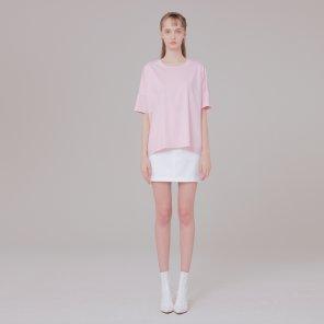 Detail T-shirt 002 Pink