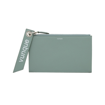 [vunque] Occam Flag Pouch (오캄 플래그 파우치) Moss green VQA91WL2031