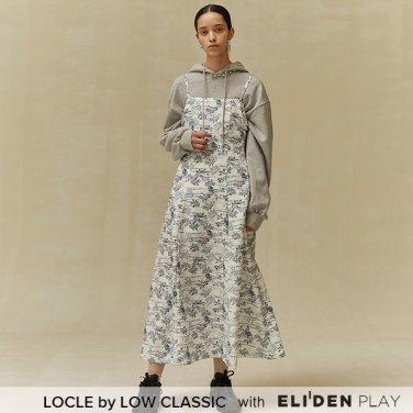 [로우클래식] 19 FALL LOCLE Sleeveless long dress_print (Z3LCI6DR101)