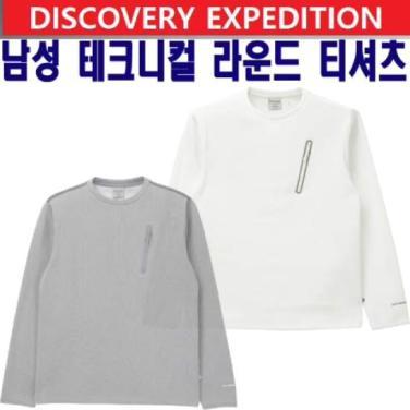 남성 테크니컬 라운드 티셔츠 DMRT73861