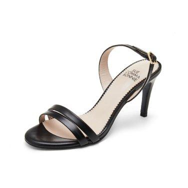 [송혜교슈즈]Serenity sandal(black) DG2AM19001BLK / 블랙
