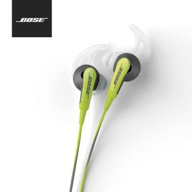 보스 SoundSport in-ear headphones - Android models (GRN/GRY)