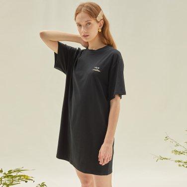 M Modern Mini Dress_BK