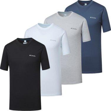 컬럼비아 남성 옴니프리즈제로 냉감 티셔츠 CX2 AE6084EL