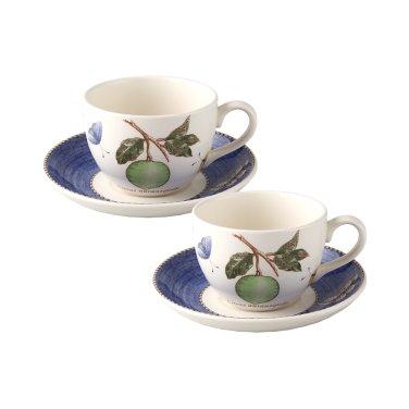 사라스가든 커피잔 2인조 (블루)