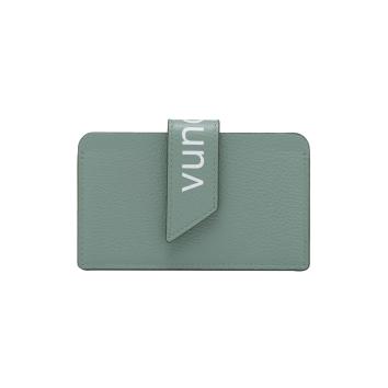 [vunque] Occam Flag Card Wallet (오캄 플래그 카드지갑) Moss green VQA91CW3031