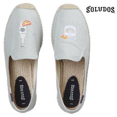 솔루도스 스모킹 슬리퍼(420) SSDM1910099-420