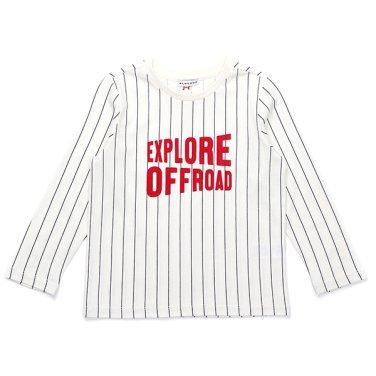 (IV)세로 STRIPE 티셔츠 29A15-330-01