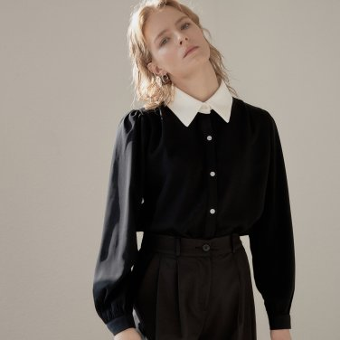 WHITE POINT SHIRT_BLACK