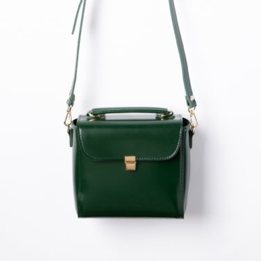 Daisy mini bag (green) - D1005GN