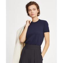 폴로 랄프 로렌 여성 코튼 숏 슬리브 스웨터(WMPOSWENN810020B82)
