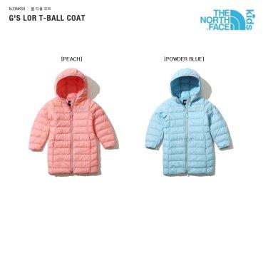 GIRLS LOR T-BALL COAT 롤 티볼 코트 [NJ3NK50]
