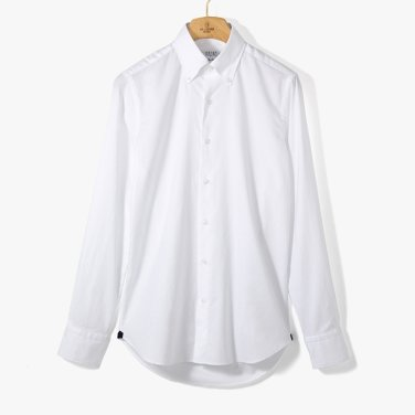 [ORIAN](ST) B.D OXFORD SHIRT WHITE/OR92M40010A00