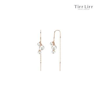 14K핑크 귀걸이 TESK4P20372S