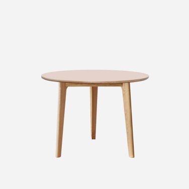 Lino triangle leg Table