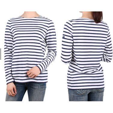 세인트제임스 여성 스트라이프 티셔츠 2종 023788