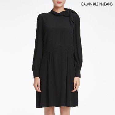 여성 슬리브 드레스(J208937)