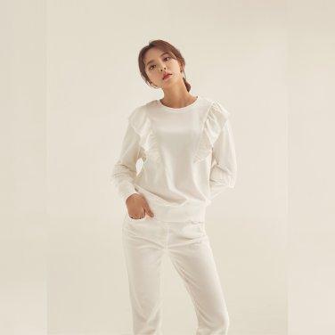 [잇미샤 X 런던클라우드] 프릴 러블리 티셔츠 ITJAZTS920
